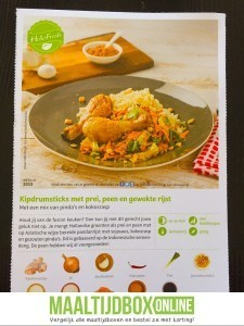 Hellofresh recept 4