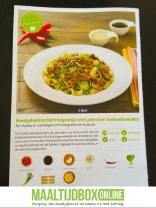 Hellofresh recept 1