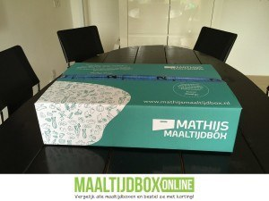 Mathijs maaltijdbox thuisbezorgd