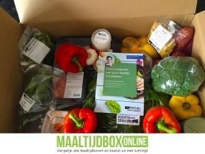 Mathijs maaltijdbox inhoud