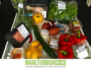 Mathijs maaltijdbox gezond