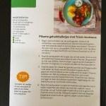 Mathijs maaltijdbox recept 2
