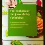 Mathijs maaltijdbox welkomstboekje
